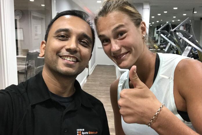 Aryna Sabalenka texas star rehab