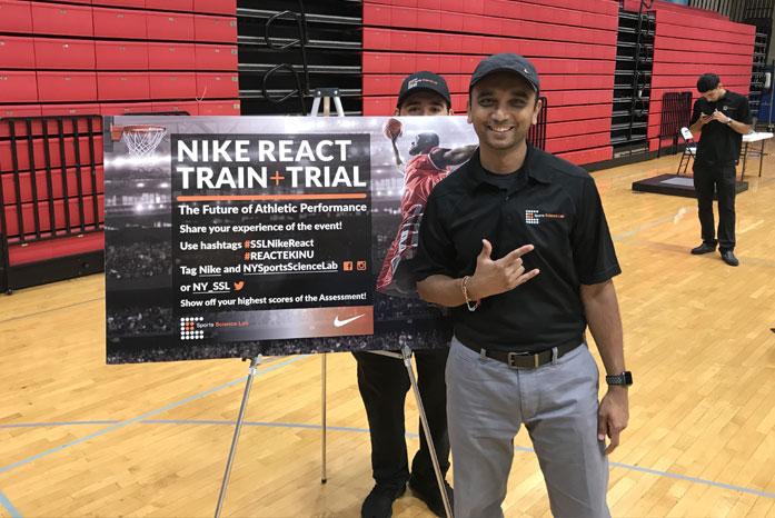 At Nike Shoe texas star rehab