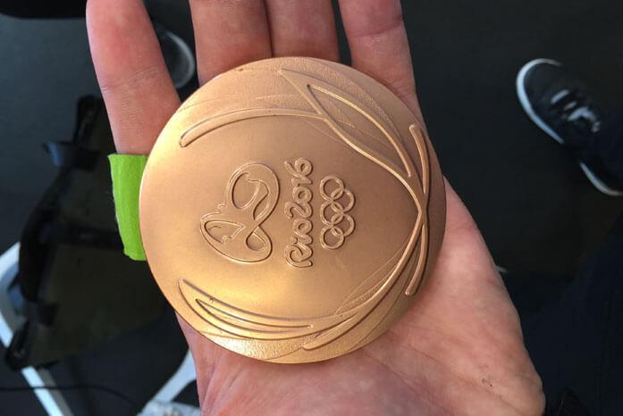Rio Olympics texas star rehab
