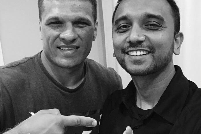 Sergiy D. - Top Ukranian boxer texas star rehab