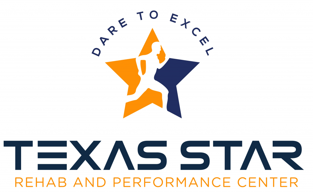 Texas star logo - Physical Therapy irving tx