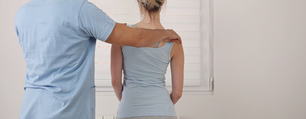 scoliosis Texas Star Rehab and Performance Center, Irving TX
